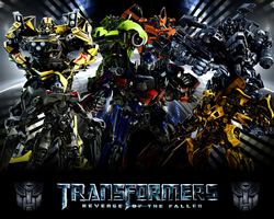 Transformers 2 Autobots by CrossDominatriX5