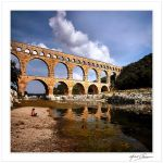Bridge over trouble water... by Michel-Lag-Chavarria
