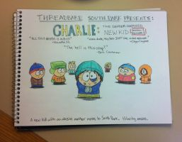 TSP Poster: Charlie - WIP by ThreadbareSP