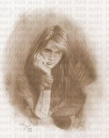 Sebastian Bach by mary-dab
