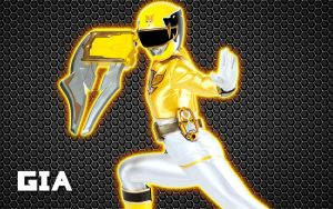 Power Rangers MegaForce: Yellow Ranger by ElijahVD
