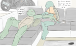 My AU On The Couch by Seigaku-san