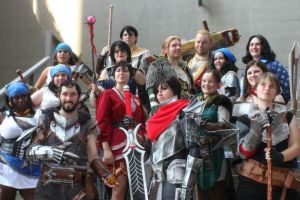 Dragon Age 2 by Master-of-Unlocking