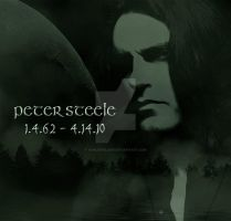 Peter Steele by devildoll