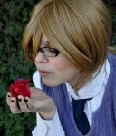 LEN SPICE: Red Roses by PandaChanCosplay
