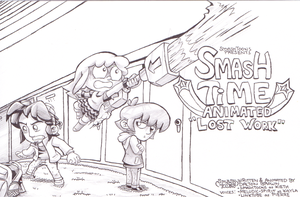 Smash Time Animated - Lost Work by SmashToons