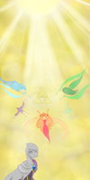 Skyward Sword Tribute by SaltyMusician