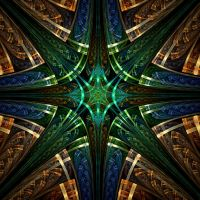 split elliptic 2 by Craig-Larsen