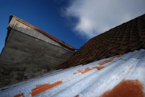 Roof by shinyluna