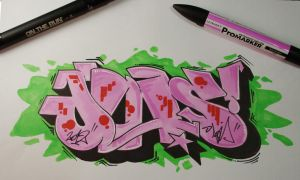 jois_pink_sketch by jois85