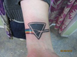 Pink Floyd Prism by IAteAllMyPaste