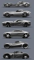 Car Concepts by schumak