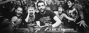 A Day To Remember 01v2 by eeryvision