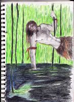 Tarzan_my version by Black-Hearted-Poet