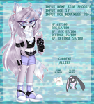 CCC Character Profile {Star Shooter} by Anthea-Venilia