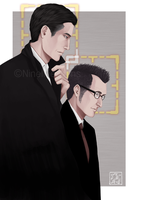 Person of Interest by NineInjections