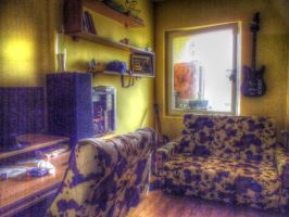 room hdr by DR13agoslav
