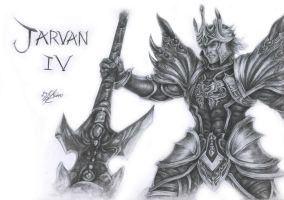 Jarvan 4 - League of Legends by Oxide23