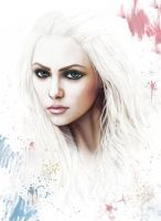 Taylor Momsen by touchedbyred