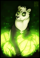 Noctiluca by CanisAlbus