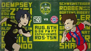 2014 MLS All Star Game - Code Lyoko Edition Promo by rev-rizeup