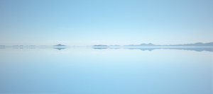 Reflejo Mar Menor by froshellin