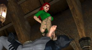 Poison Ivy Dominates (3 of 3) by virtualsoles