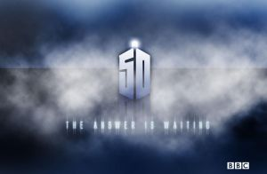 DOCTOR WHO 50TH TEASER POSTER by Umbridge1986