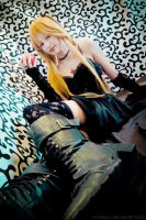 Misa-Misa - Death Note by Shirokii