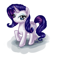 Rarity by LaminaNati