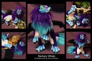 Barbary Whelp - Contest! by WormsandBones