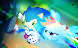 SONIC BOOM by Fission07