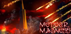 Meteor Madness Trailer Logo by MegaDISASTER