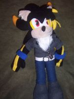 BLADE 15 INCH PLUSHIE by Victim-RED