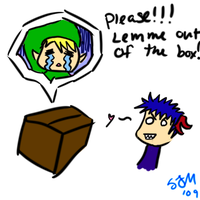 Let me out of the box... by xxfangirlkillerxx