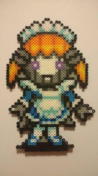 Mother 3 (GBA) Lil' Miss Marshmallow by thecoldesthands