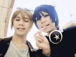 Camwhoring with Terru by suzuppe