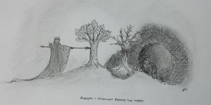 Destroying the trees by EledNimis