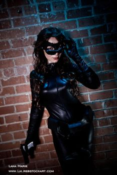 TDKR Inspired Catwoman - Meow by LanaMarieLive