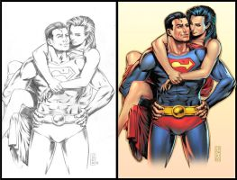 I Love Superman by LASAHIDO