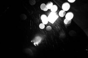black and white rain by ah-fotografie-me