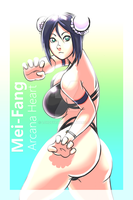 Mei-Fang by LordByrand