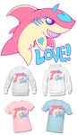Love shark wtf by Slugbox