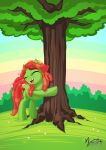 Tree Hugger by mysticalpha