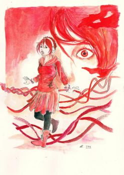 Red Day - Rori by oodell