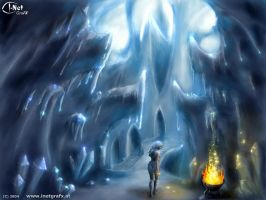 enchanted IceCave by inetgrafx