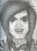 Jake  Pitts by AverageAttributes