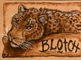 Blotch Badge by Foxfeather248