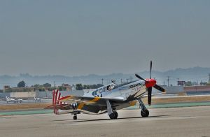 North American TP-51 Mustang BETTY JANE 5 by StormbringerPhoto