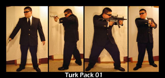 Turk Pack 01 by M3-Productions